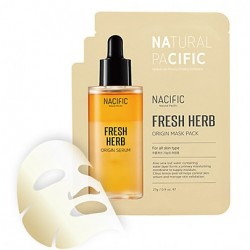 Nacific - Fresh Herb Origin Mask Pack